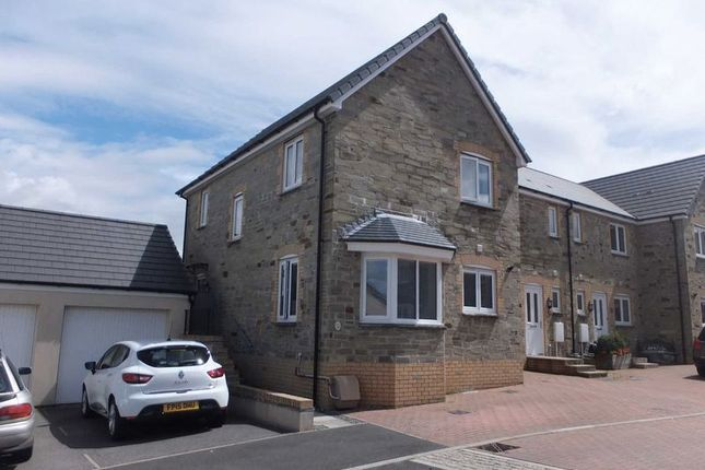 Thumbnail End terrace house for sale in Hillside Drive, Okehampton