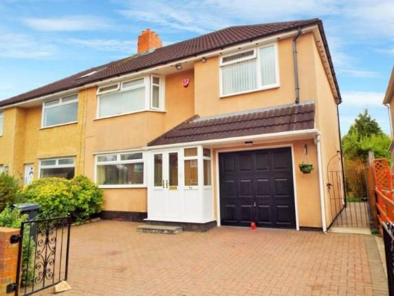Thumbnail Semi-detached house for sale in Dryleaze Road, Bristol, Somerset