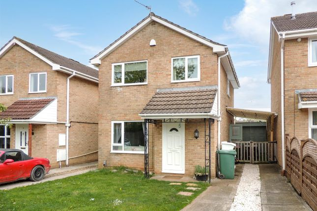 Thumbnail Detached house for sale in Nicholettes, North Common, Bristol