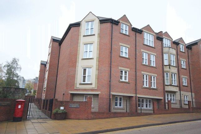 Thumbnail Flat for sale in Battle Hill, Hexham