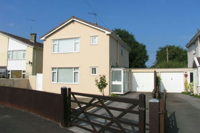 Thumbnail Detached house to rent in The Grove, Winscombe