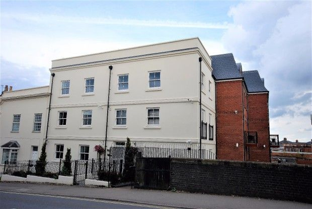 Thumbnail Flat to rent in Tachbrook Road, Leamington Spa