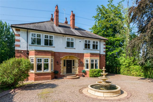 Thumbnail Detached house for sale in Nelson House, Newmarket Lane, Stanley, Wakefield, West Yorkshire