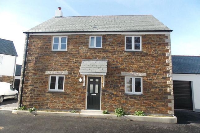 Thumbnail Detached house for sale in Marthus Jarn, Plain An Gwarry, Redruth
