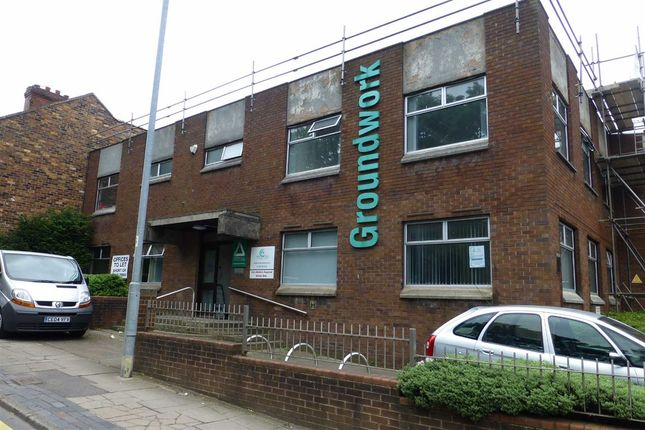 Office to let in Moorland Road, Stoke-On-Trent, Staffordshire