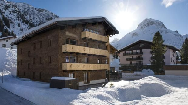 Thumbnail Apartment for sale in Residence 4, Lech Am Arlberg, Austria