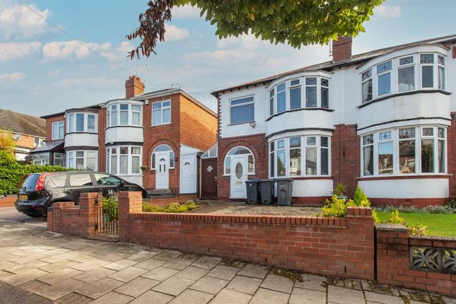 Thumbnail Semi-detached house to rent in White Road, Quinton, Birmingham