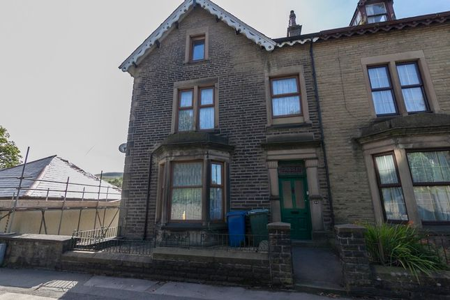 Thumbnail End terrace house for sale in Haslingden Road, Rawtenstall, Lancashire