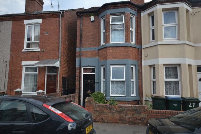 Thumbnail End terrace house for sale in Somerset Road, Radford, Coventry