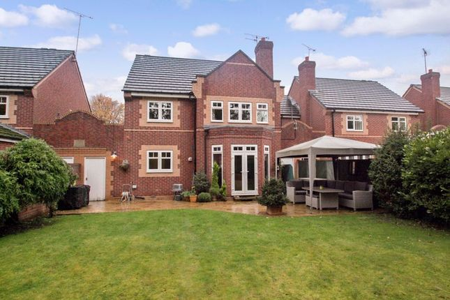 Thumbnail Detached house for sale in Raven Close, Ackton, Pontefract