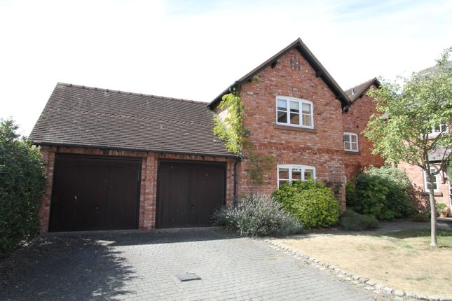 Thumbnail Detached house to rent in Burganey Court, Pulford, Cheshire