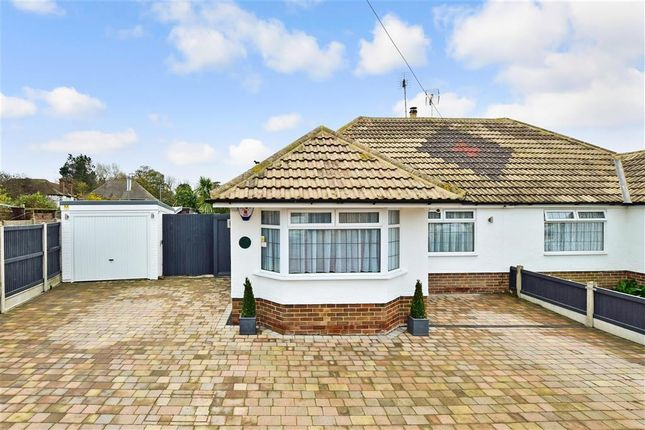2 bed semi-detached bungalow for sale in Oaklands Avenue, Broadstairs, Kent