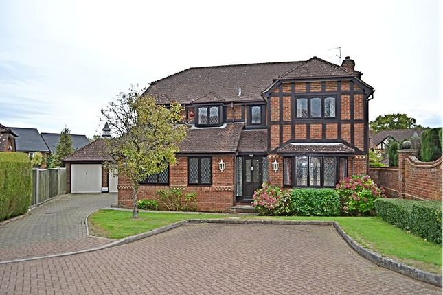 Thumbnail Detached house to rent in Farncombe Close, Wivelsfield Green, Nr. Haywards Heath, West Sussex