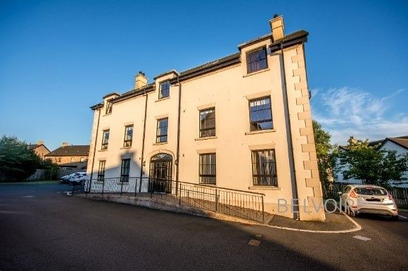 2 bed flat to rent in Lady Wallace Court, Lisburn