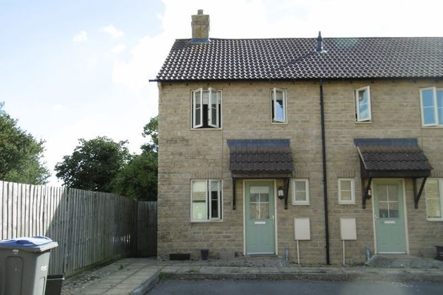 Thumbnail Terraced house to rent in Church View, Calne