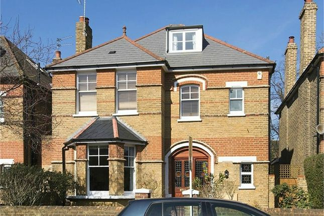 Thumbnail Detached house for sale in Netherton Road, St Margarets, Twickenham