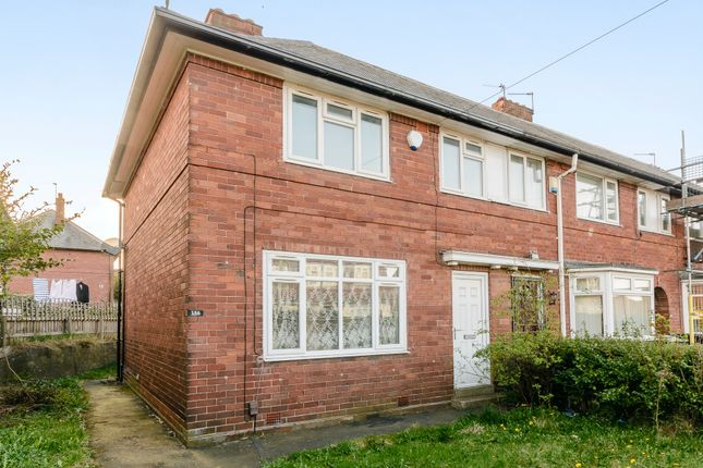 Thumbnail End terrace house for sale in St. Wilfrids Avenue, Leeds
