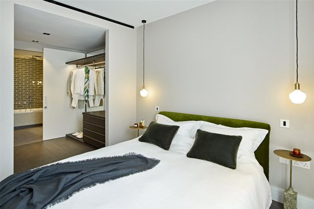 Bedroom of Young Street, London W8