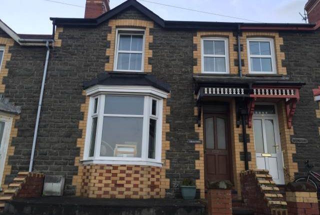 Thumbnail Property to rent in 27 Dinas Terrace, Trefechan, Aberystwyth