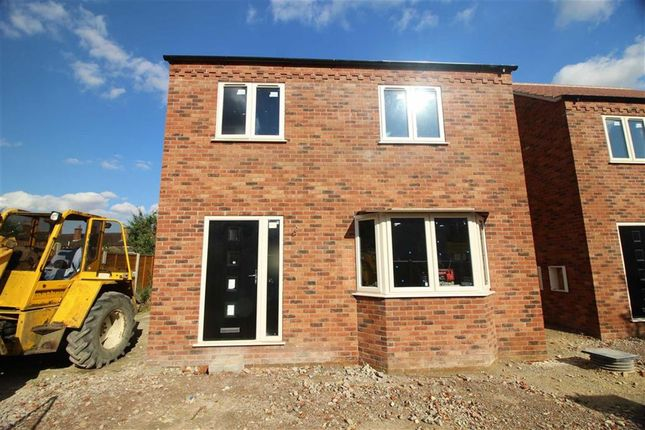 Thumbnail Detached house for sale in Prospect Place, Market Rasen