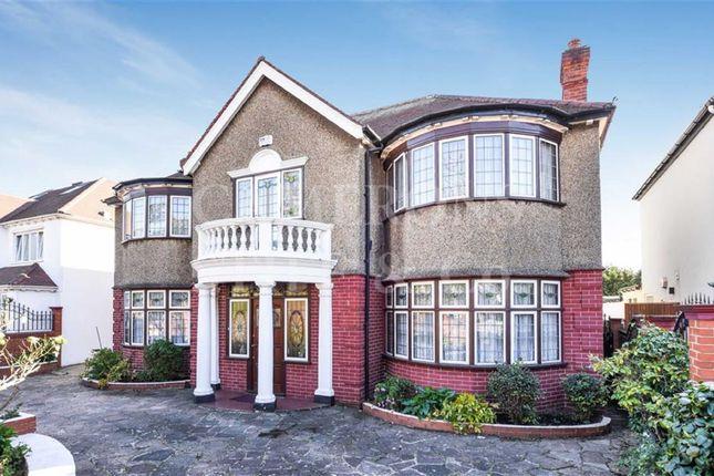 Thumbnail Detached house for sale in Christchurch Avenue, Brondesbury Park, London