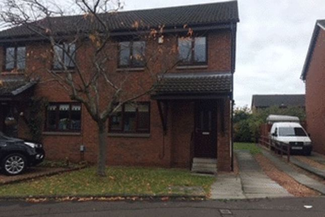 Thumbnail Semi-detached house to rent in Loom Road, Kirkcaldy