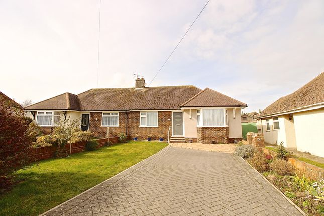 Thumbnail Bungalow to rent in Oldfield Avenue, Willingdon, Eastbourne, East Sussex