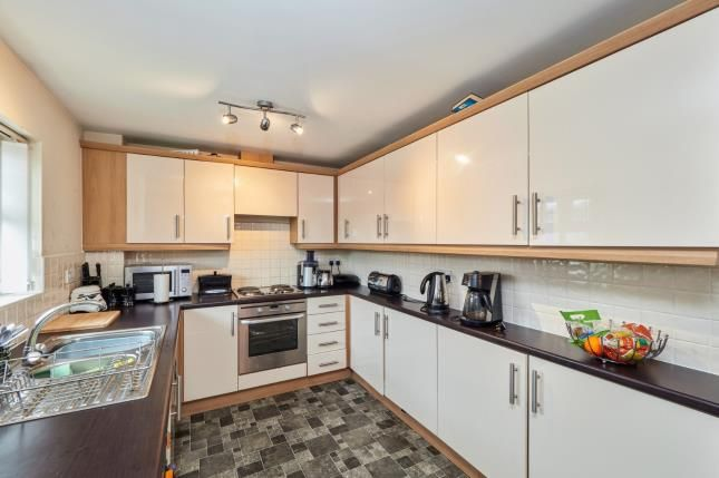 Kitchen of The Links, Hyde, Greater Manchester SK14