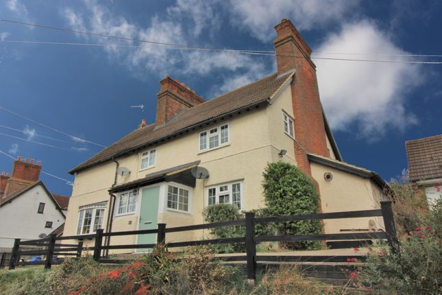 Thumbnail Semi-detached house for sale in Straws Hadley Court, Lower End, Wingrave, Aylesbury