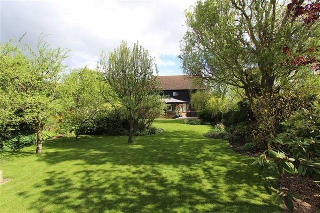 Thumbnail Detached house for sale in Bury Farm Close, Slapton, Leighton Buzzard
