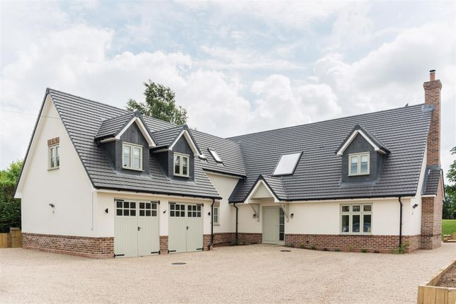 Thumbnail Detached house for sale in Green Lane, Overseal, Swadlincote