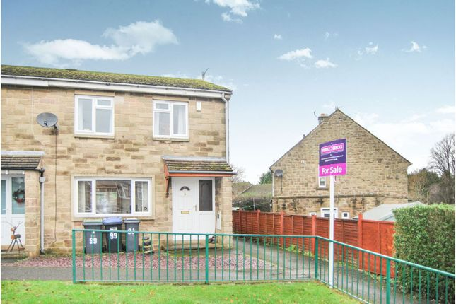 Thumbnail Semi-detached house for sale in Moorhall, Bakewell