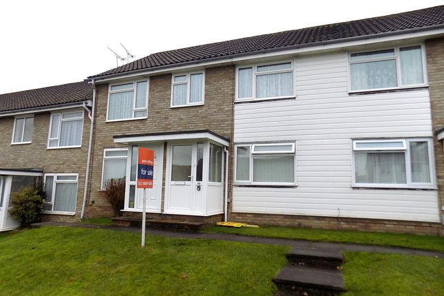 Thumbnail Maisonette for sale in Windrush Way, Hythe