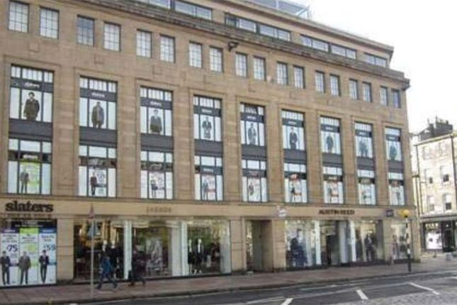 Thumbnail Retail premises to let in 100 George Street, Edinburgh
