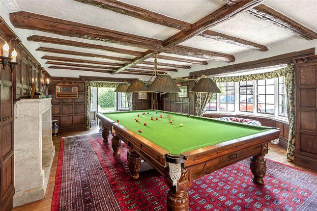 Games Room of Outwood Lane, Kingswood, Tadworth, Surrey KT20