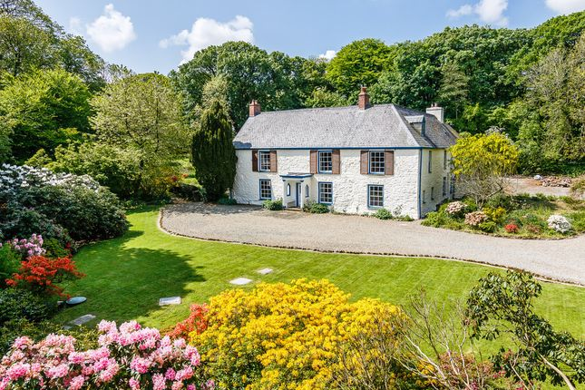 Thumbnail Country house for sale in Welsh Hook, Haverfordwest, Pembrokeshire