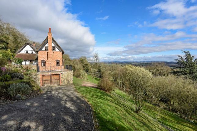 Thumbnail Cottage for sale in Shucknall, Hereford