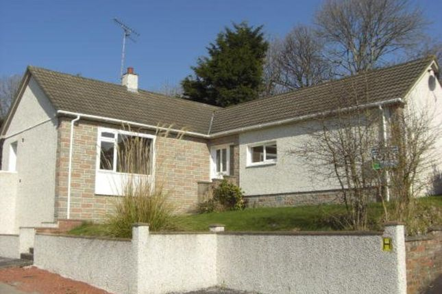 Thumbnail Detached bungalow to rent in Finlas Avenue, Ayr