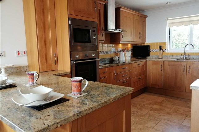 Kitchen of Ocean View, Pendine, Carmarthen SA33