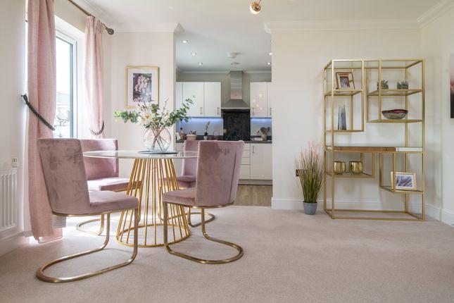 Thumbnail Flat for sale in New Build, 28 Debden House, Fallow Drive, Saffron Walden