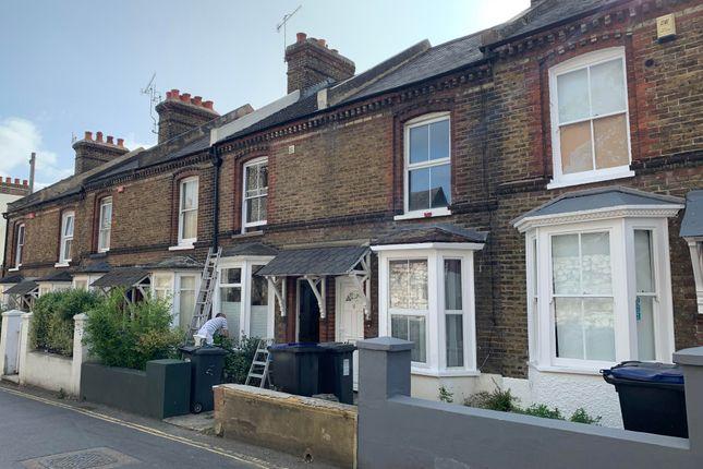 Thumbnail Terraced house to rent in Pound Lane, Canterbury