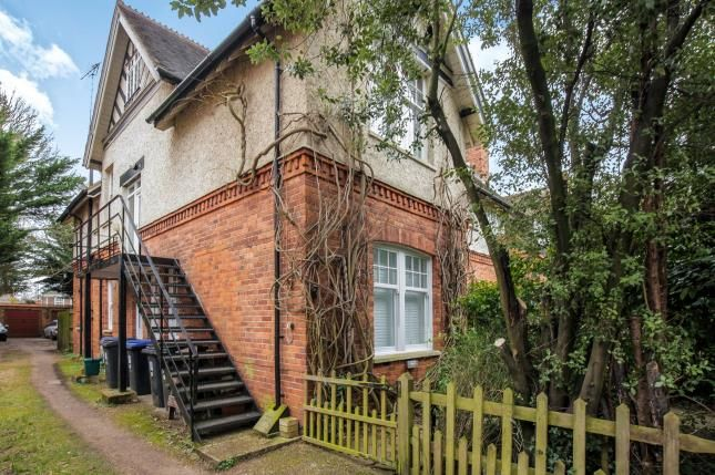 Thumbnail Maisonette for sale in Pyrford Road, West Byfleet, Surrey