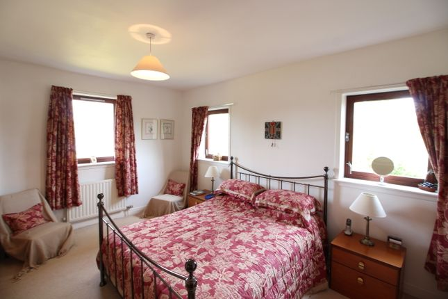 Master Bedroom of Top Street, Conon Bridge IV7
