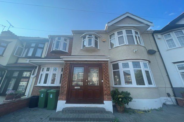 Thumbnail Property to rent in Lakeside Avenue, Ilford
