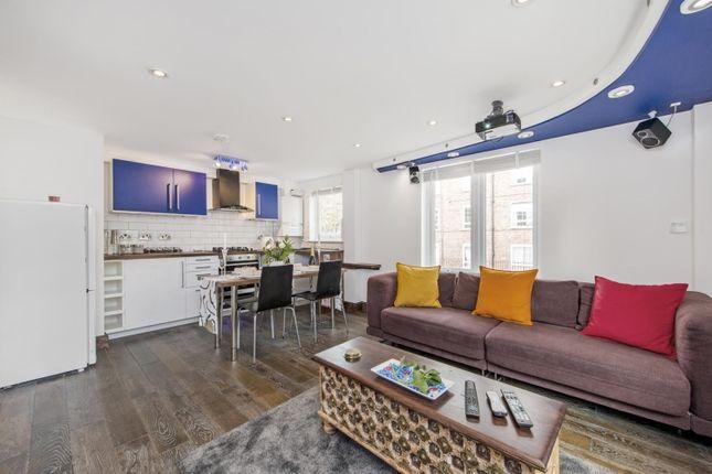 Thumbnail Flat to rent in Garner Street, London