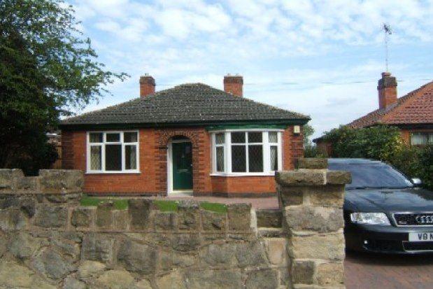 Thumbnail 2 bed bungalow to rent in Tutbury Road, Burton-On-Trent