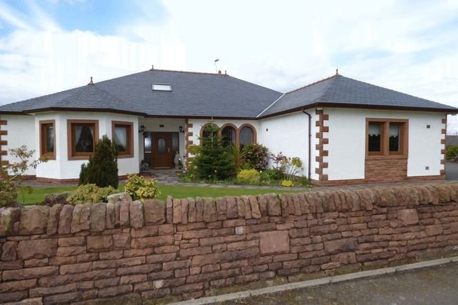 4 bed bungalow for sale in Maxwelltown Station Road, Dumfries