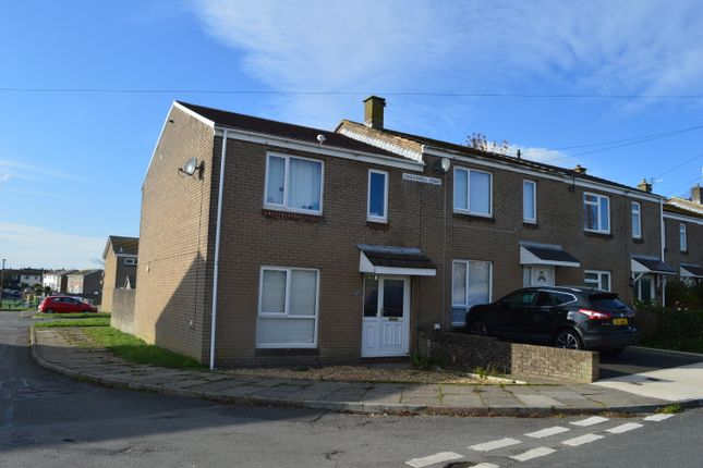 Thumbnail End terrace house for sale in Eagleswell Road, Llantwit Major