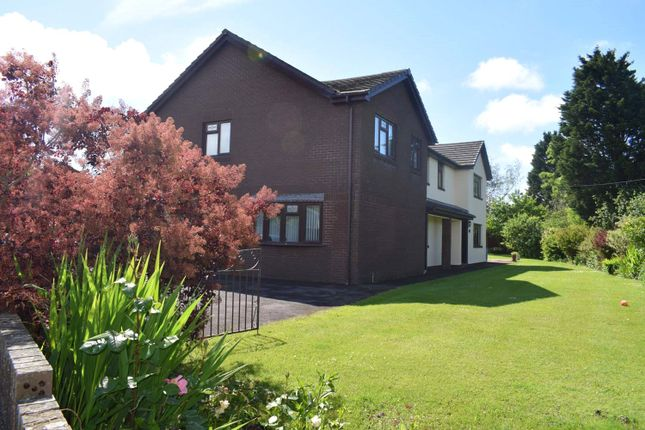 Thumbnail Country house for sale in Heol Broom, Maudlam, Bridgend