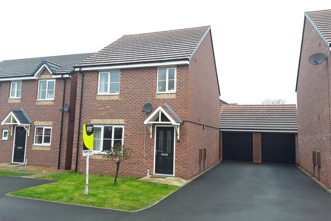 Thumbnail Detached house for sale in Woodvine Road, Shrewsbury